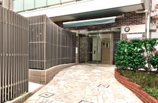 セブ島留学センターの東京オフィスのエントランス