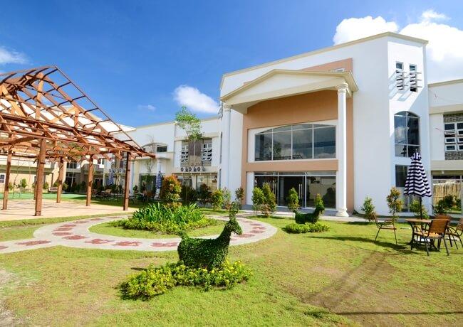 EG Academyの校内の写真