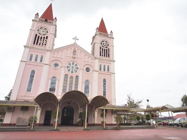 バギオ大聖堂(Baguio Cathedral)