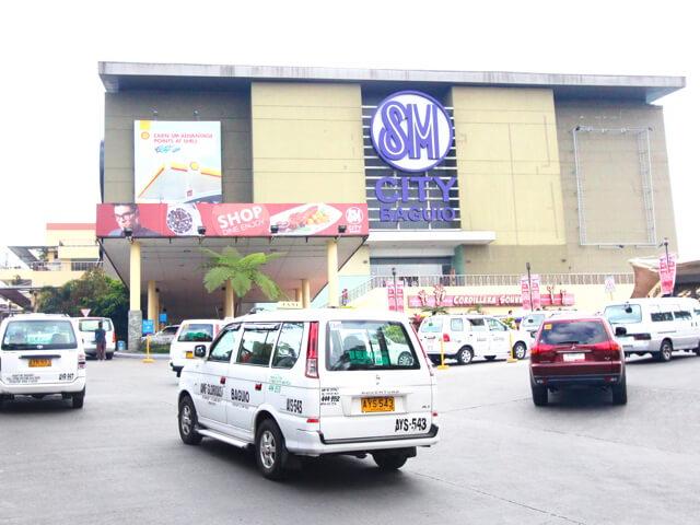 SMモール(SM City Baguio)