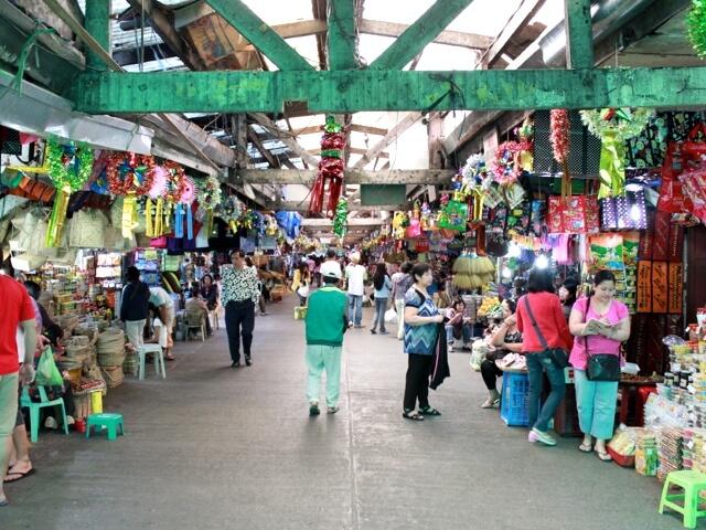 バギオ市場(Baguio City Market)