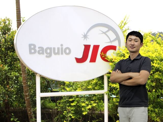 Baguio JIC 校長