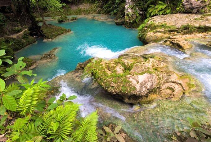 サマル島のリゾート