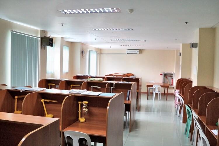 CEBU JIC自習室
