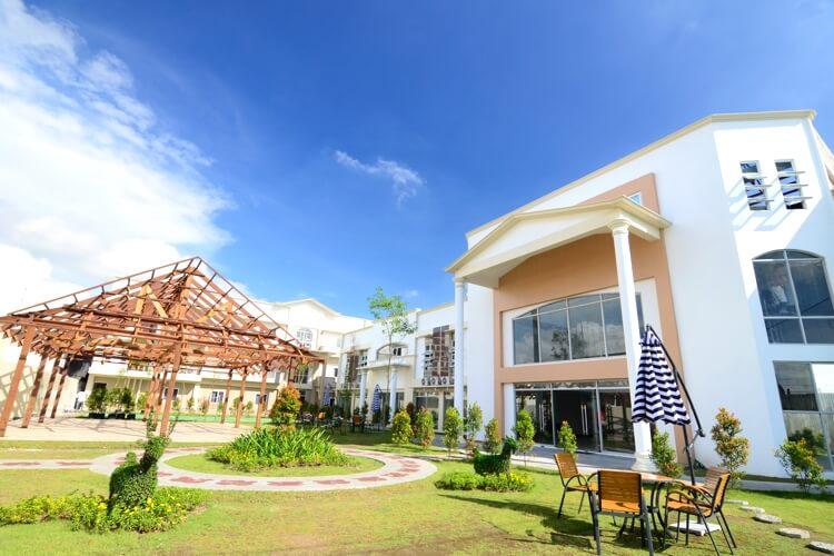 フィリピン留学クラークエリアのEG Academy