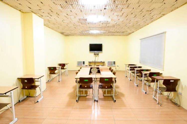 CDU ESLの講義室