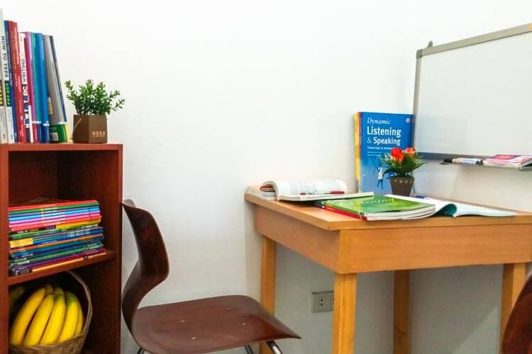 C2 Ubec English Academyの教室
