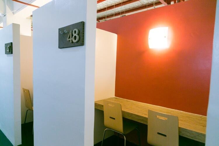 IDEA Academiaの教室