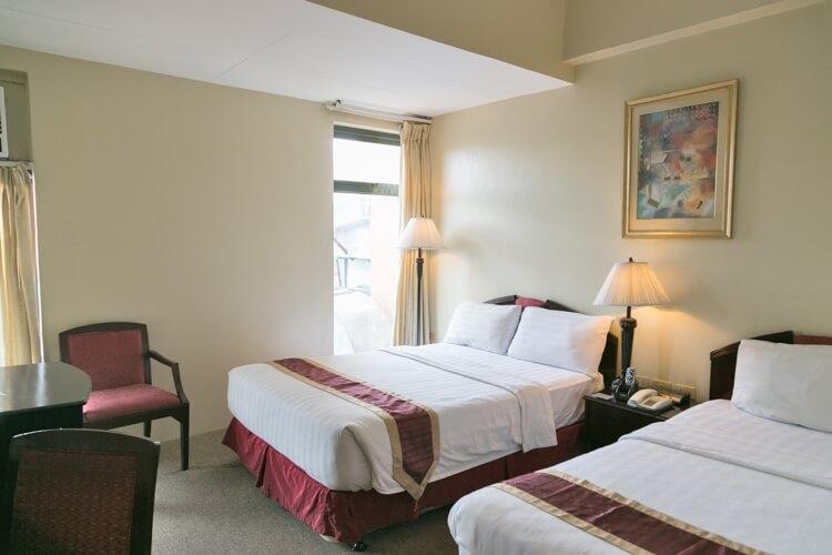 IDEA Academiaのホテル寮