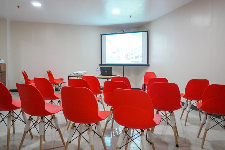 バギオ留学PINESの教室