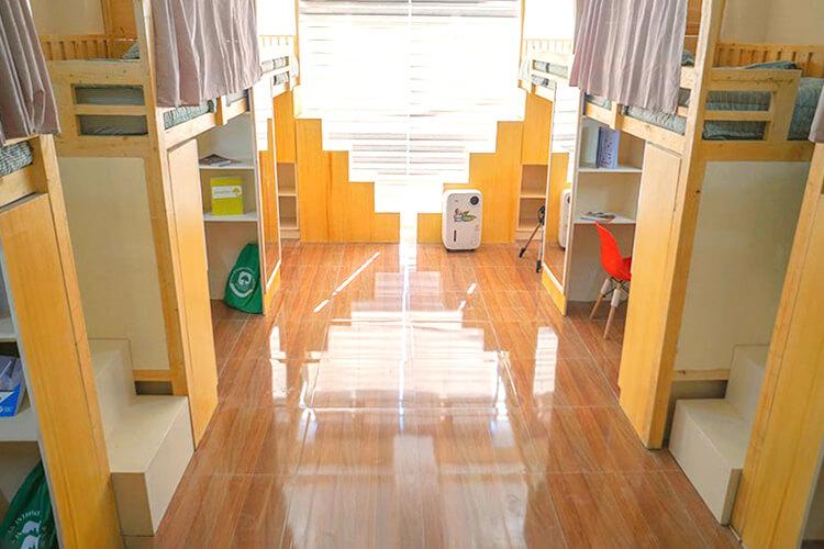 バギオ留学PINESの4人部屋