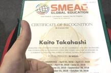 TAKAHASHI KAITO さんの体験記