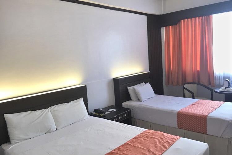 e-ROOMのホテル寮