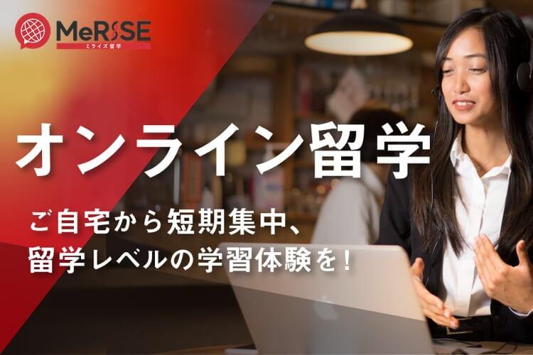 MeRISE オンライン