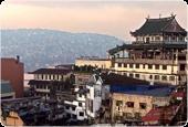 フィリピン留学バギオ市内の写真