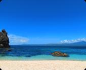 フィリピン留学中に訪れることができるアポ島