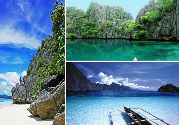 パラワン島の写真