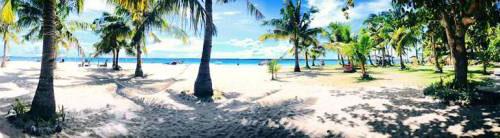バンタヤンのプライベートビーチ