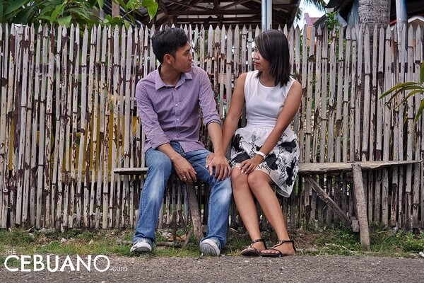 フィリピン人のカップル