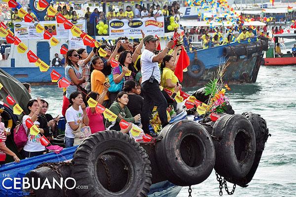 運河のパレード