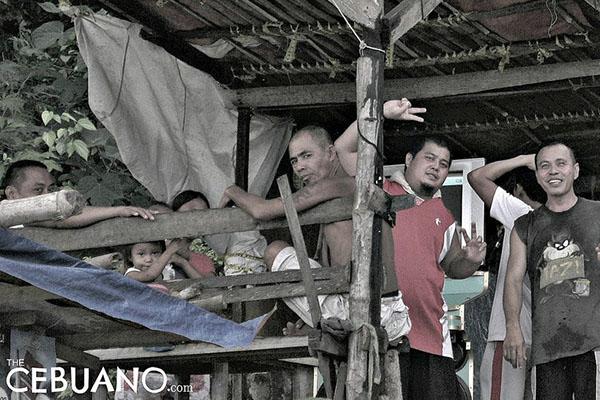 セブ島の人々