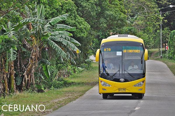 フィリピンのバス
