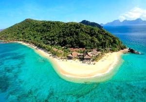 パラワン島に浮かぶ最後の楽園・ミニロック島を旅するのバナー