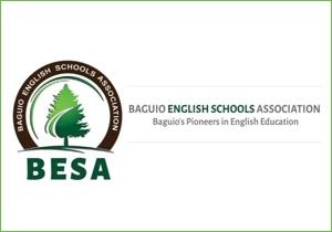 BESA(バギオ英語学校協会)ロゴ