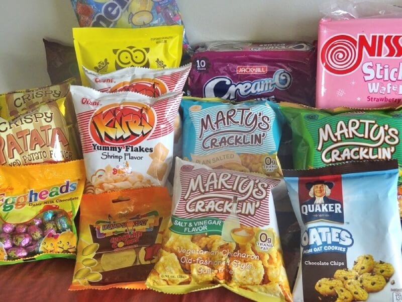 フィリピン・セブ島のお菓子