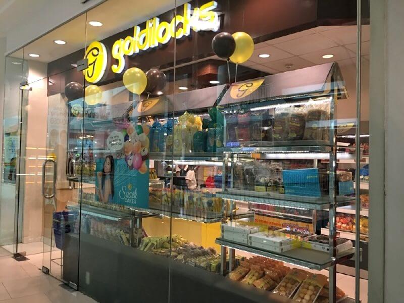 フィリピン・セブのお店 goldlocks