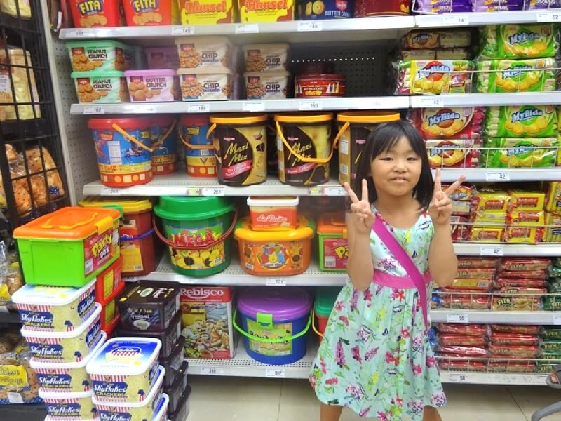 フィリピン・セブの甘いお菓子一覧