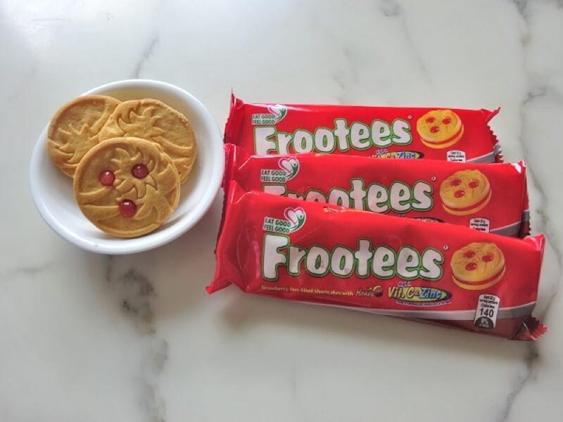 フィリピン・セブのお菓子 Frootees