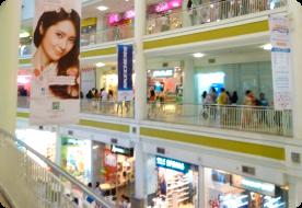 ショッピングの画像
